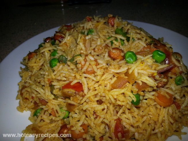 फ र ईड र इस fried rice recipe