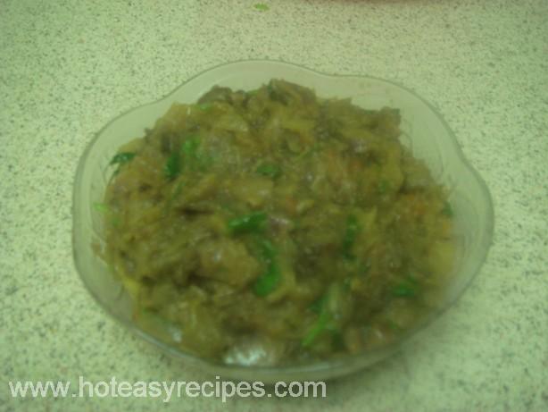 बैगन का भरता (Baigan Bharta Recipe)