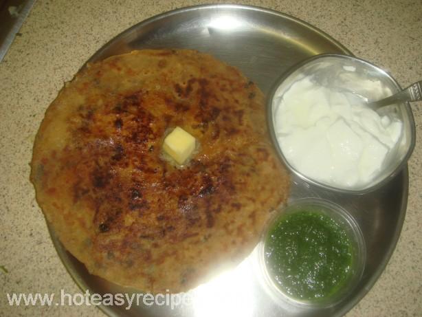 आलू पराठा रेसिपी (Aloo Paratha Recipe)