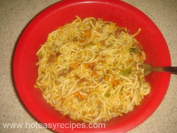 Indian maggi recipe (10)