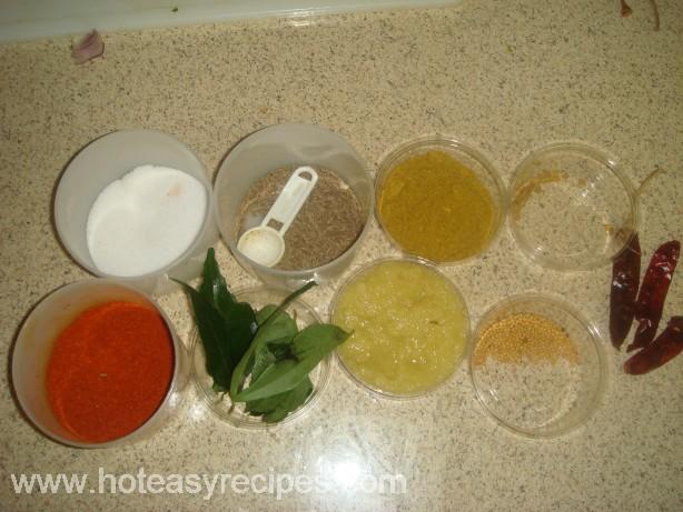सांबर रेसिपी (Sambar Recipe)