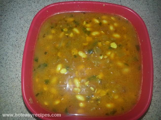 सोयाबीन रेसिपी (soya bean recipe)